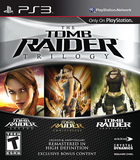Tomb Raider Trilogy, The -- HD (PlayStation 3)